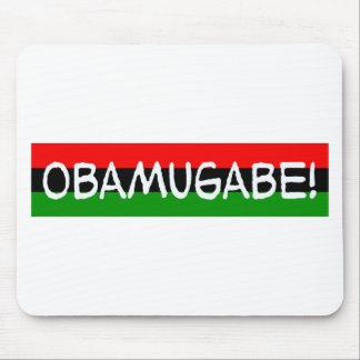 obama mugabe obamugabe mouse pad