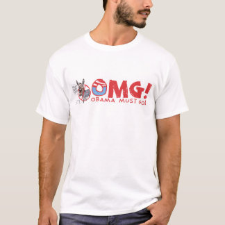 Obama Must Go 2012 T-Shirt