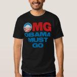 Obama Must Go T Shirt