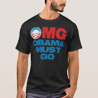 Obama Must Go T-Shirt