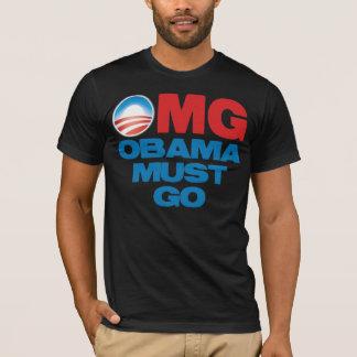 Obama Must Go T-Shirt