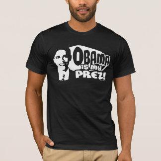 Obama My Prez Shirt
