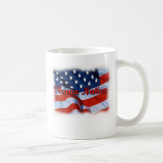 Obama Nation Mugs