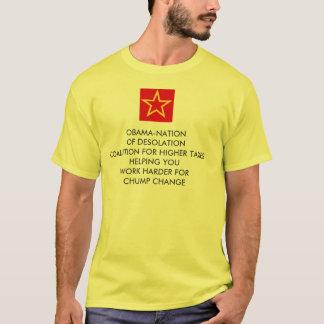 OBAMA-NATION OF DESOLATION T-Shirt