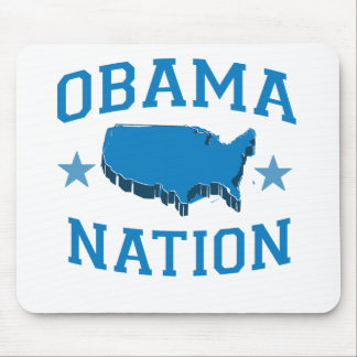 OBAMA NATION -.png Mouse Pad