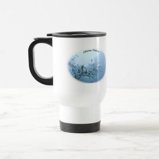 Obama-Nation Travel Mug