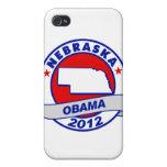 Obama - nebraska cover for iPhone 4