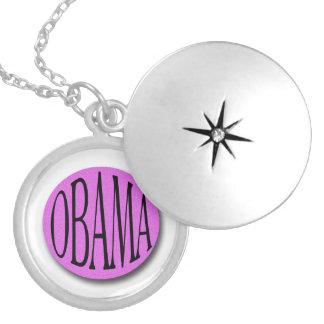 Obama Pendants