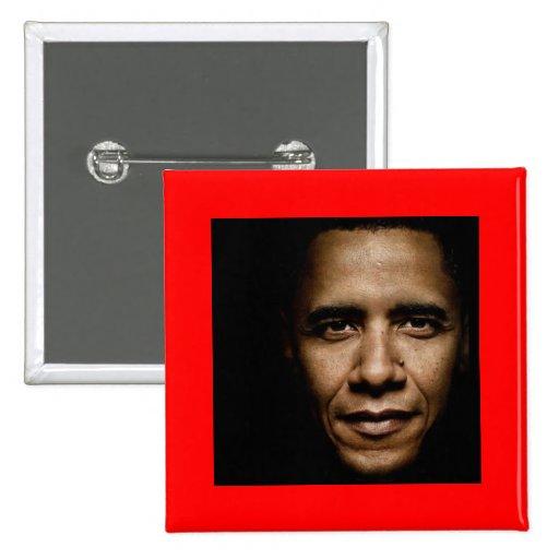 Obama-Negro Pin