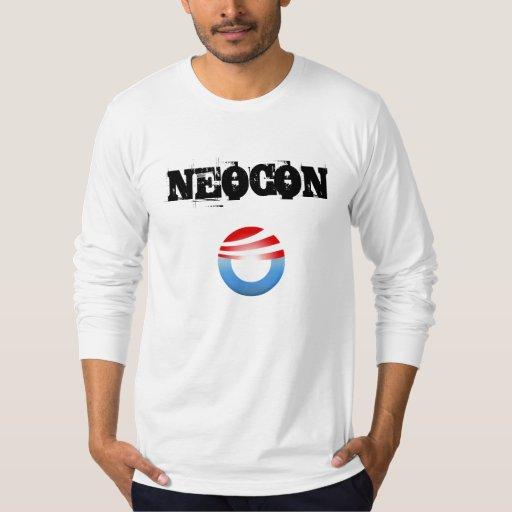 Obama Neocon Playeras