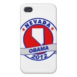 Obama - Nevada iPhone 4 Protectores