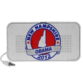 Obama - new hampshire travelling speakers