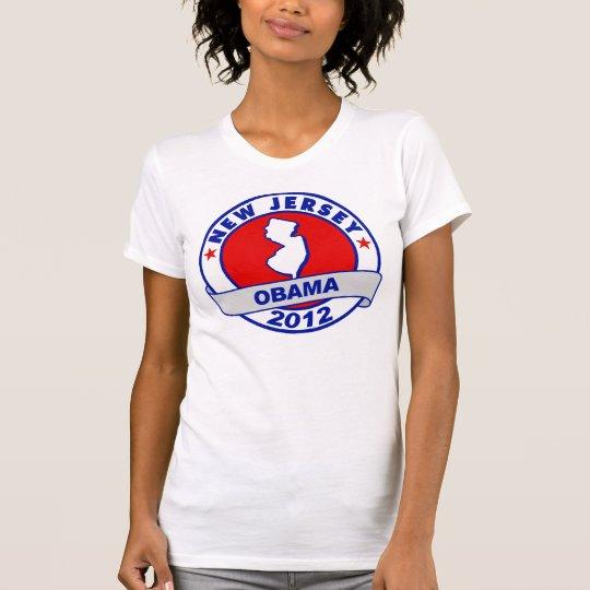 Obama - new jersey T-Shirt
