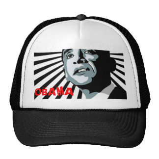 Obama new wave hats