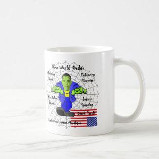 Obama - New World Order Coffee Mug