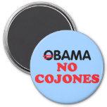 Obama ningún Cojones Imanes Para Frigoríficos