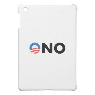 Obama ningún O ninguna oh ninguna pegatina para el