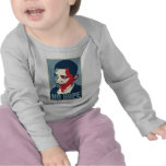 Obama ninguna esperanza camiseta