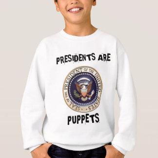 Obama No Change Sweatshirt