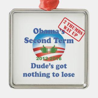 ¡Obama no conseguido nada perder! Ornaments Para Arbol De Navidad