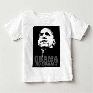 Obama No Drama new politick, artful and ingenious Baby T-Shirt