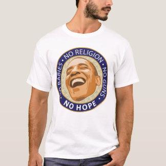 """Obama """"No Hope"""" T-Shirt"""