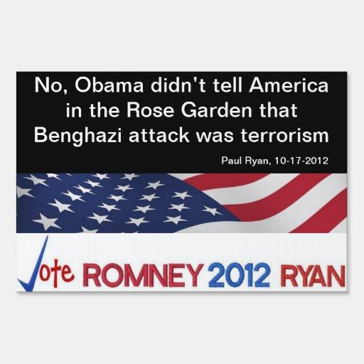 Obama no llamó la muestra del terrorismo del ataqu