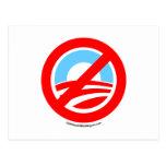 Obama No Logo Post Cards