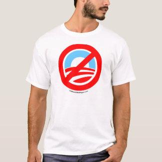 Obama No Logo T-Shirt