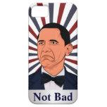 Obama no malo iPhone 5 cárcasa