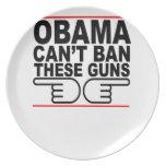 Obama no puede prohibir estas camisetas K.png de Platos