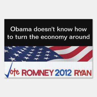 Obama no sabe cambiar economía