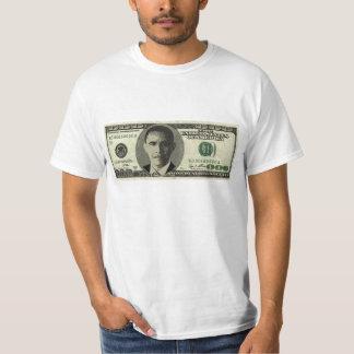 "Obama ""None Hundred Dollar"" T-Shirt"