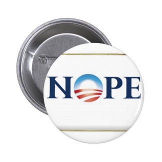 Obama Nope Button