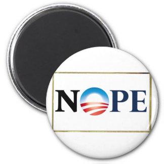 Obama NOPE Magnet