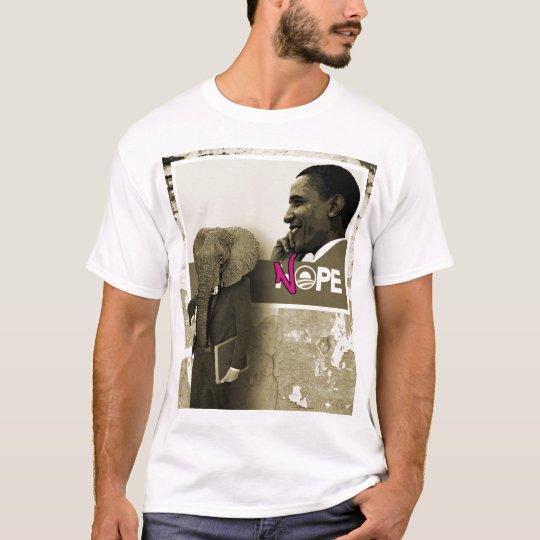 Obama Nope T-Shirt
