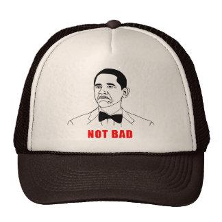 Obama not bad meme rage face comic trucker hat