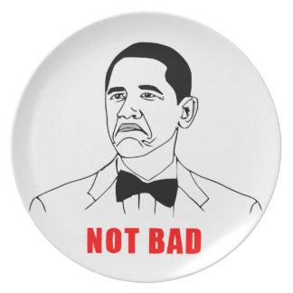 Obama not bad meme rage face comic plates