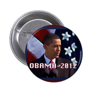 Obama noviembre de 2012 pin redondo de 2 pulgadas