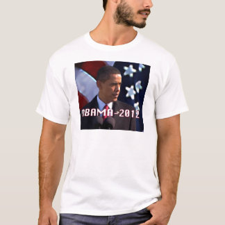 Obama noviembre de 2012 playera