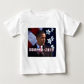 Obama noviembre de 2012 playera de bebé