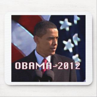 Obama noviembre de 2012 tapete de ratón