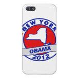 Obama - Nueva York iPhone 5 Protector