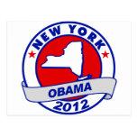 Obama - Nueva York Postales