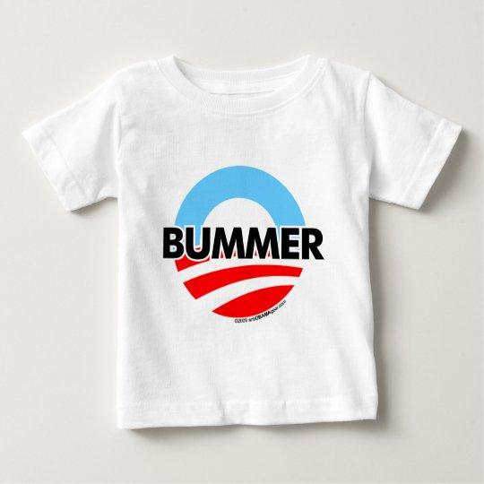 Obama O Bummer Logo Baby T-Shirt