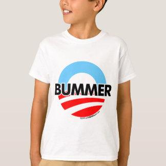 Obama O Bummer Logo T-Shirt