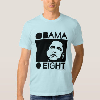 Obama O eight T-Shirt
