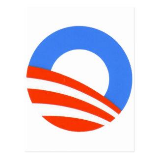 Obama O Gear Postcard