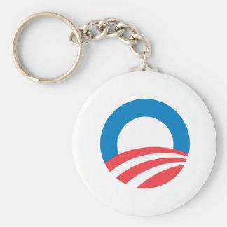 Obama O Keychain