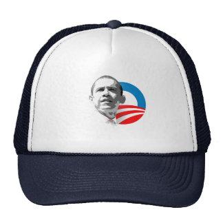 Obama O llano 2 Gorro De Camionero